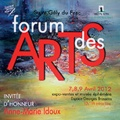 Forum des arts 2012